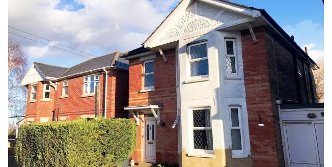 £1,600 per Calendar Month, 4 Bedroom House To Rent in Bournemouth, BH9