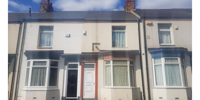 Guide Price £28,000, 2 Bedroom Terraced House For Sale in Stockton-on-Tees, TS19