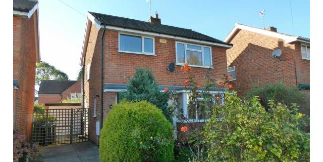 Guide Price £165,000, 3 Bedroom Detached House For Sale in Radcliffe-on-Trent, NG12