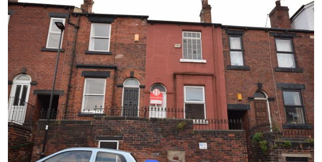 £750 per Calendar Month, 3 Bedroom Terraced House To Rent in Sheffield, S11