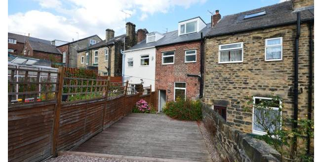 £775 per Calendar Month, 3 Bedroom House To Rent in Sheffield, S10