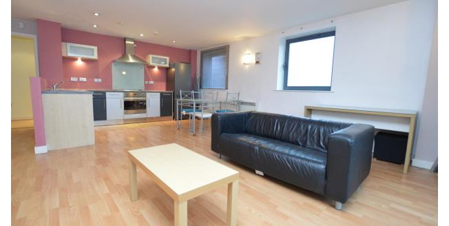 £1,100 per Calendar Month, 2 Bedroom Apartment To Rent in Sheffield, S3