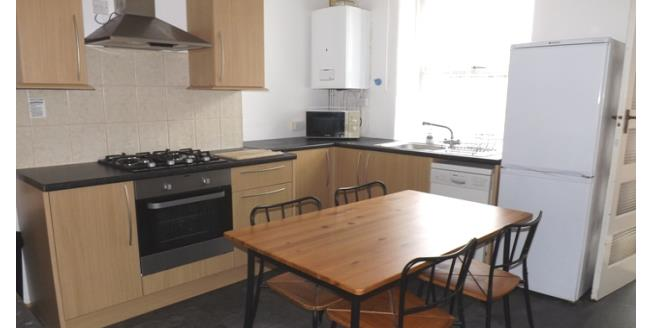 £600 per Calendar Month, 2 Bedroom Terraced House To Rent in Sheffield, S10
