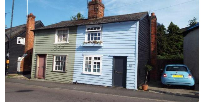 £1,000 per Calendar Month, 2 Bedroom Cottage House To Rent in Billericay, CM11