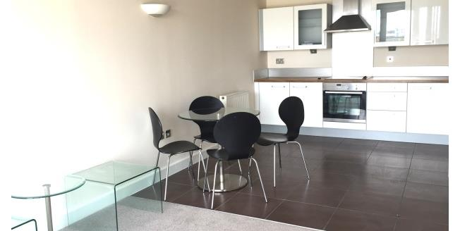 £1,400 per Calendar Month, 1 Bedroom Flat To Rent in London, E16