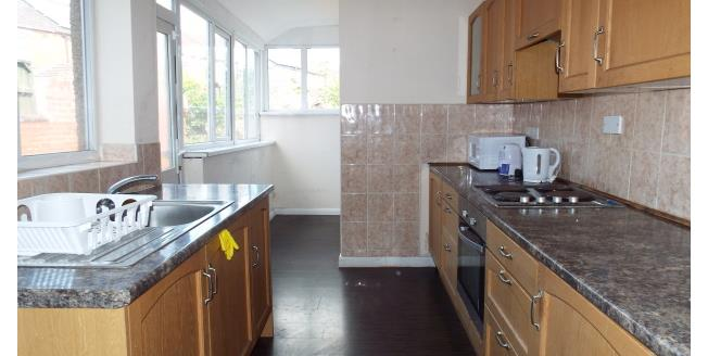 £850 per Calendar Month, 4 Bedroom Terraced House To Rent in Coventry, CV3