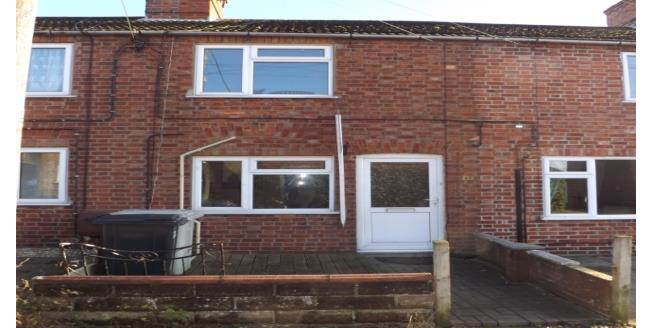 £450 per Calendar Month, 2 Bedroom House To Rent in Spilsby, PE23