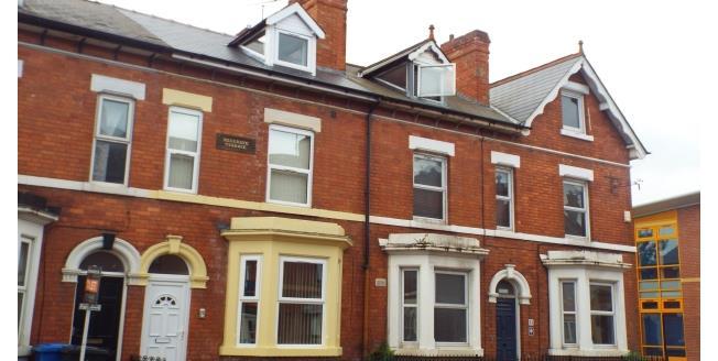 £550 per Calendar Month, 2 Bedroom Apartment To Rent in Derby, DE1