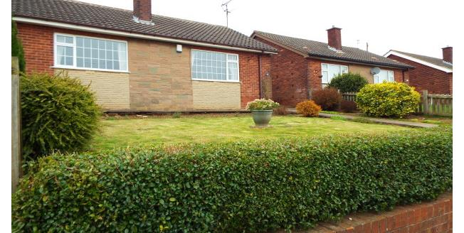 £525 per Calendar Month, 2 Bedroom Detached Bungalow To Rent in Mansfield, NG20