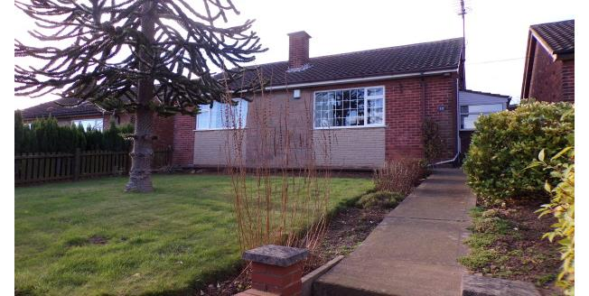 £550 per Calendar Month, 2 Bedroom Bungalow To Rent in Mansfield, NG20