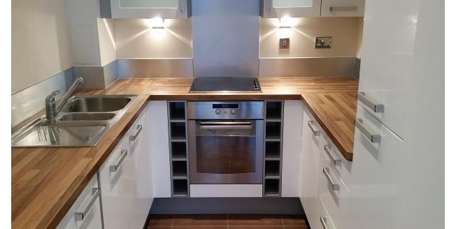 £1,300 per Calendar Month, 1 Bedroom To Rent in London, E16