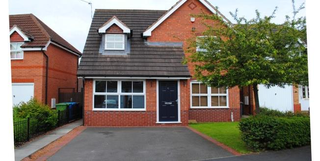 £895 per Calendar Month, 3 Bedroom House To Rent in Stafford, ST19