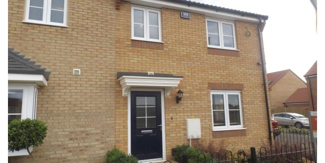 £900 per Calendar Month, 3 Bedroom House To Rent in Peterborough, PE7