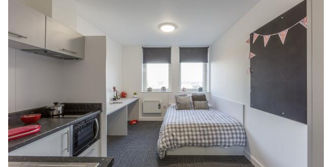 £671  per Calendar Month (Calculated), Apartment To Rent in Nottingham, NG1
