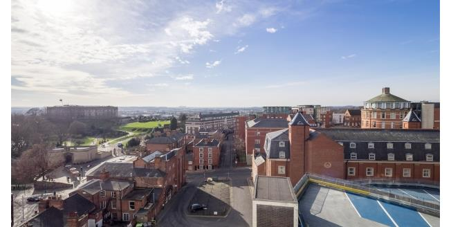£650  per Calendar Month (Calculated), Apartment To Rent in Nottingham, NG1