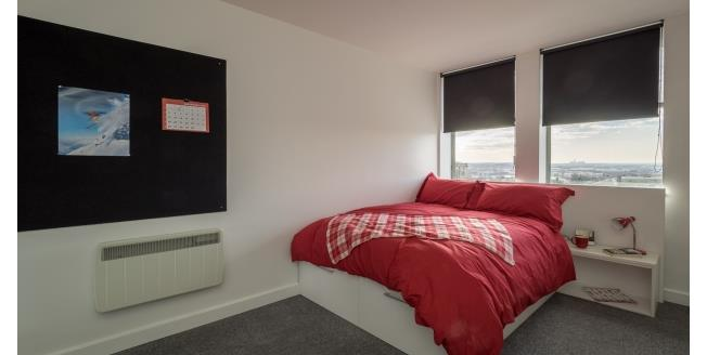 £628  per Calendar Month (Calculated), Apartment To Rent in Nottingham, NG1