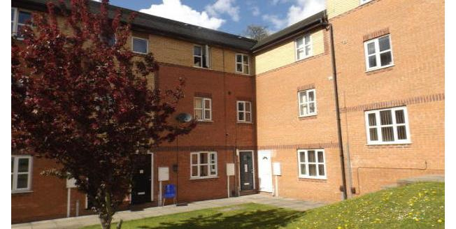 £325  per Calendar Month (Calculated), 2 Bedroom Apartment To Rent in Nottingham, NG7