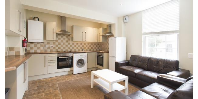 £476  per Calendar Month (Calculated), 6 Bedroom To Rent in Nottingham, NG1