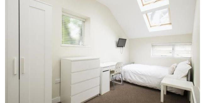 £498  per Calendar Month (Calculated), 6 Bedroom To Rent in Nottingham, NG1