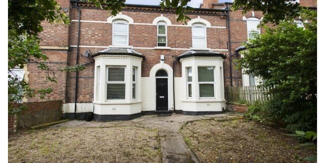 £433  per Calendar Month (Calculated), 4 Bedroom To Rent in Nottingham, NG7