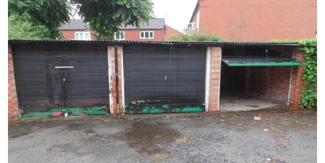 £85 per Calendar Month, Garage To Rent in Nottingham, NG2