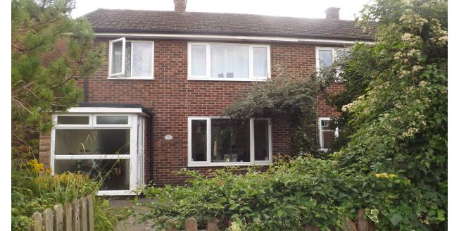 £1,100 per Calendar Month, 3 Bedroom House To Rent in Stapleford, CB22