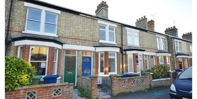 £1,400 per Calendar Month, 3 Bedroom House To Rent in Cambridge, CB1