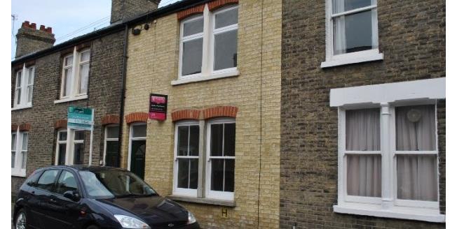 £1,300 per Calendar Month, 3 Bedroom House To Rent in Cambridge, CB1