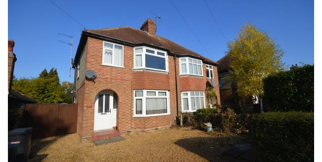 £1,200 per Calendar Month, 3 Bedroom House To Rent in Cambridge, CB1