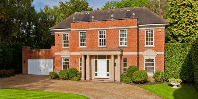 £8,500 per Calendar Month, 5 Bedroom Detached House To Rent in Esher, KT10