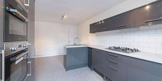 £1,995 per Calendar Month, 4 Bedroom Town House To Rent in Surbiton, KT5
