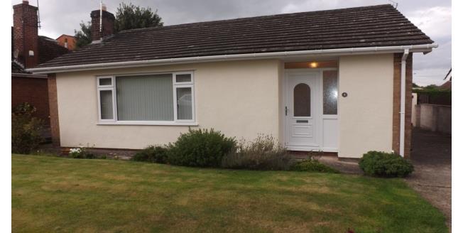 £650 per Calendar Month, 2 Bedroom Detached Bungalow To Rent in Bagillt, CH6