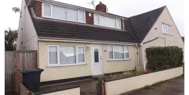 £700 per Calendar Month, 4 Bedroom Semi Detached House To Rent in Kinmel Bay, LL18