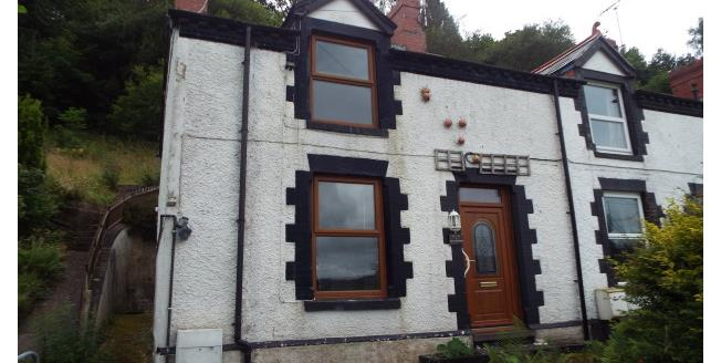 £450 per Calendar Month, 2 Bedroom House To Rent in Corwen, LL21