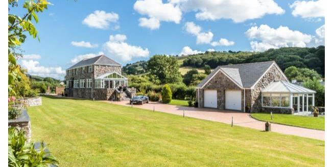 £2,000 per Calendar Month, 5 Bedroom House To Rent in Afonwen, CH7
