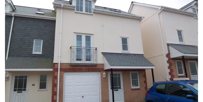 £720 per Calendar Month, 3 Bedroom To Rent in Grampound Road, TR2