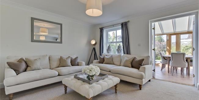 £2,750 per Calendar Month, 4 Bedroom Detached House To Rent in Cobham, KT11