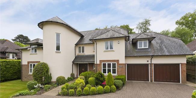 £6,950 per Calendar Month, 5 Bedroom Detached House To Rent in Cobham, KT11