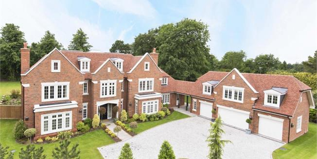 £15,000 per Calendar Month, 6 Bedroom Detached House To Rent in Ashtead, KT21
