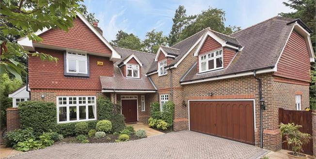 £6,500 per Calendar Month, 5 Bedroom Detached House To Rent in Cobham, KT11
