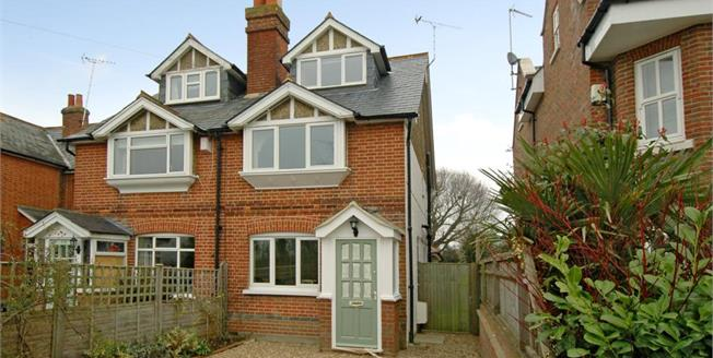 £2,495 per Calendar Month, 4 Bedroom Semi Detached House To Rent in Cobham, KT11