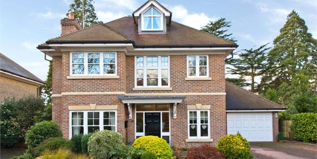 £4,250 per Calendar Month, 6 Bedroom Detached House To Rent in Claygate, KT10