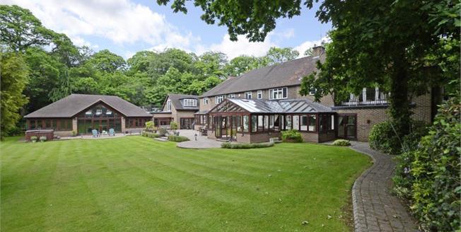 £12,500 per Calendar Month, 6 Bedroom Detached House To Rent in Weybridge, KT13