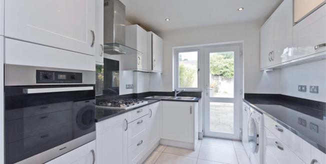 £2,000 per Calendar Month, 4 Bedroom Terraced House To Rent in Surrey, KT13