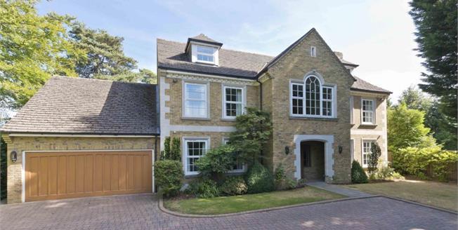 £7,500 per Calendar Month, 6 Bedroom Detached House To Rent in Weybridge, KT13