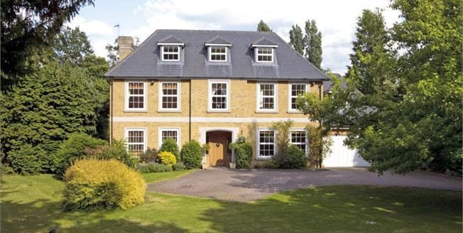 £7,750 per Calendar Month, 6 Bedroom Detached House To Rent in Hersham, KT12