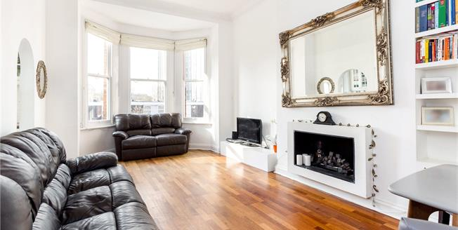 Offers in excess of £700,000, 2 Bedroom Flat For Sale in NW3