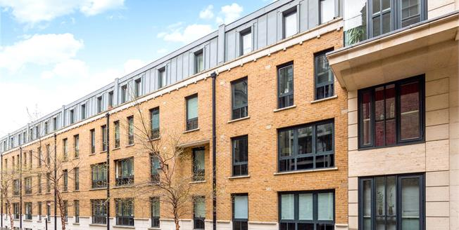 Asking Price £425,000, 1 Bedroom Flat For Sale in NW1