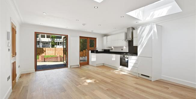 Asking Price £725,000, 2 Bedroom Detached Bungalow For Sale in N8