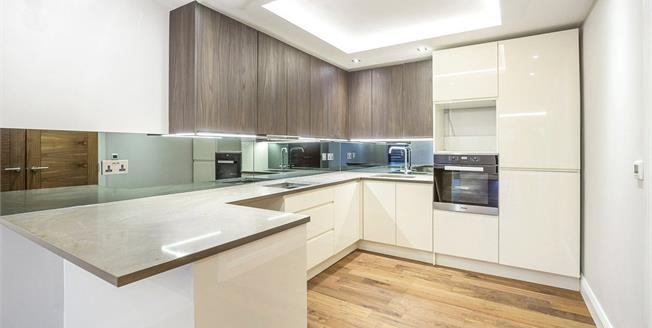 Asking Price £550,000, 1 Bedroom Flat For Sale in N10